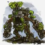 Ruined Castle Golem